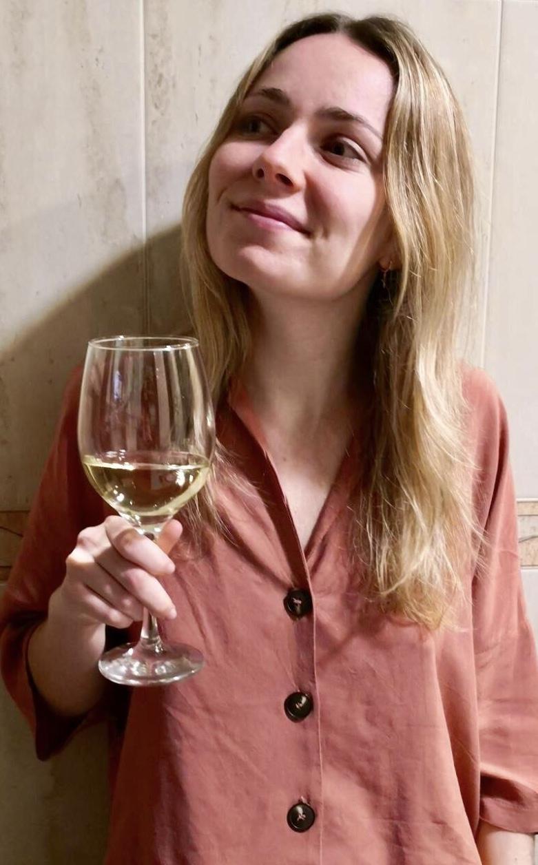 jóvenes y vino